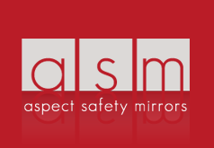 aspect safety mirrors shatterproof and unbreakable safety mirrors