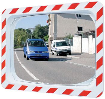 Traffic Mirror 1000/800mm